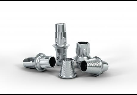 Two new additions to the Variobase Abutment line enable