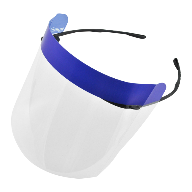 Palmero Healthcare launches Dynamic Disposables Snapeez Face Shields