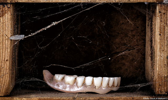 The Fascinating History Of Dentures Dental Products Report