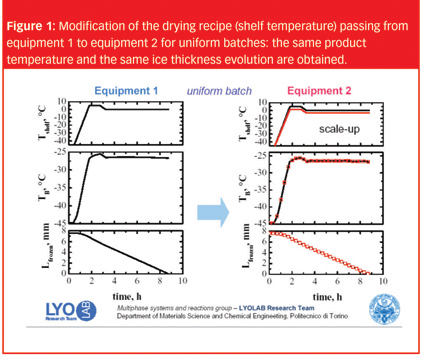Overcoming Common Lyophilization Scale-Up Issues