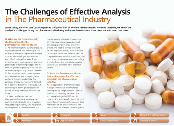the pharmaceuticals industry challenges in the new century hbs case Challenges and opportunities in today's diet industry aes global values hbs #399-136 21p india, power, 1994 members of the development team for the aes.