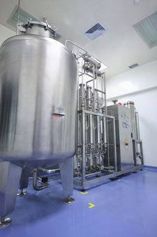 stainless steel tank image