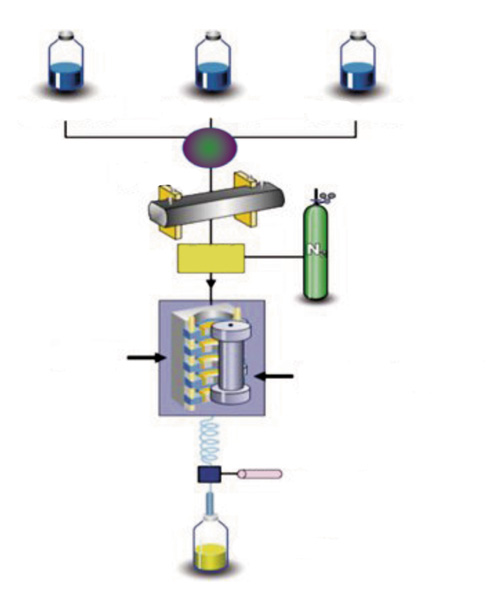 The Use Of Extraction Technologies In Food Safety Studies LCGC