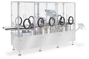 NJM Packaging Dara machine