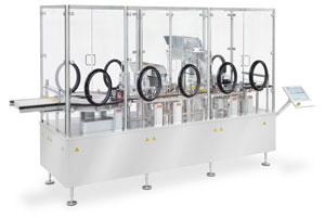 NJM Packaging Dara machine