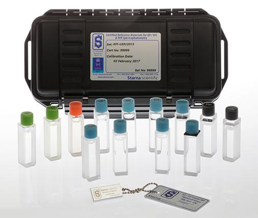 Starna Cells Inc  | Spectroscopy