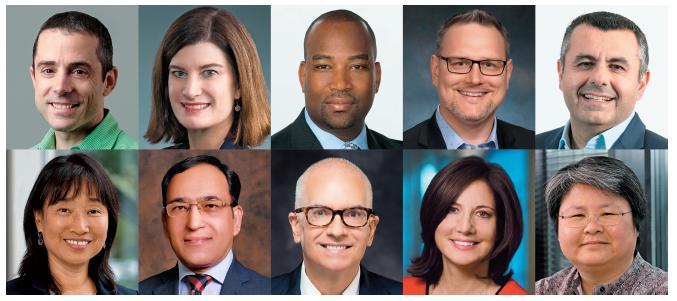 Pharm Exec's Emerging Pharma Leaders 2018 | Pharmaceutical